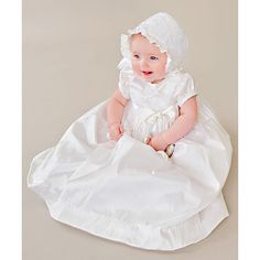 1000 images about Baby blessing dresses on Pinterest