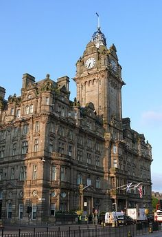 I Stayed Here On My First Visit To Scotland With Stacey And Trinity The Balm Hotel Edinburgh