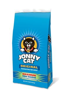 Jonny Cat Original Maximum Odor Control Scented Clay Cat Litter Bag, 10-Pound *** You can find out more details at the link of the image. (This is an affiliate link and I receive a commission for the sales) #MyCat