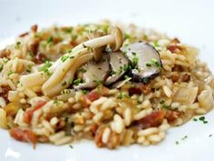 Asian-style Risotto: A different twist to a traditional Risotto