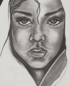 I doussou souman  #Sketch #latenightsketching #drawing #Portrait #pencil #Artwork.