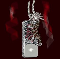 7 Most Expensive iPhone Case - Gazelle The Horn