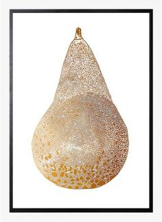 Monika Petersen - Gold Pear