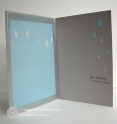 Artfully Sent: Quick Cards | Simply Creating