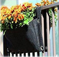 The Eco Urban Planter is perfect for patio, balcony, any fence or rail. Get one in time for summer!
