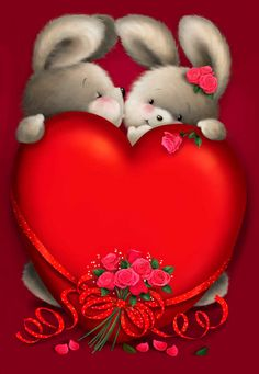 68 new ideas funny happy birthday images valentines day Love Heart Images, Cute Love Images, Love Pictures, Funny Happy Birthday Images, Happy Birthday Friend, Funny Birthday, Images For Valentines Day, Valentine Day Love, Bisous Gif