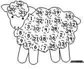40 Best Lamb Early Learning Printables and Ideas images in