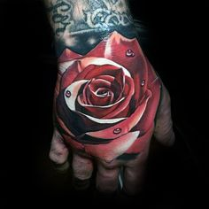 90 Realistic Rose Tattoo Designs For Men