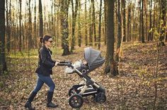 ready to roll wherever you want to go – All Terrain Stokke Trailz Stroller