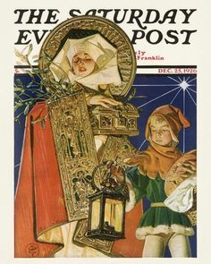 Medieval Christmas 1926
