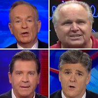 Defeated Once Again, Right-Wing Media Wage War...On Voters