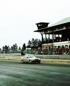 Ayrton Senna | Mercedes Challenge 1984