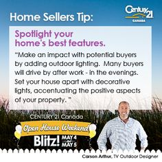 Home selling tip: spotlight your home's best features! Upgrade your landscaping and add value to your property with buyers! #realestate #garden