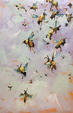 """""""Honey Bees"""" - Teddi Parker"""