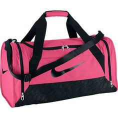 Buy the Nike Brasilia 6 Medium Duffel at eBags - Carry your essentials for  an overnight trip or a workout at the gym inside this sporty duffel bag fr 827b18724a