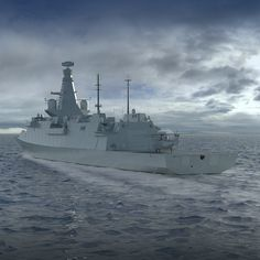 All sizes | Type 26 Global Combat Ship - DSEi 2013 3 | Flickr - Photo Sharing!