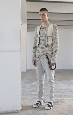 Boris Bidjan Saberi S/S 14 | StyleZeitgeist Magazine