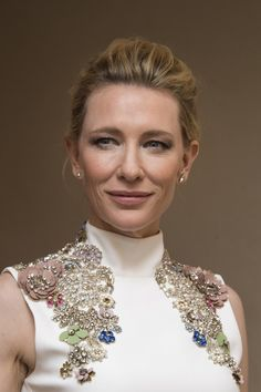 Cate Blanchett 2015 BFI London Film Festival Awards @ Banqueting House in London Manifesto Cate Blanchett, Alexander Mcqueen, Melbourne, Beautiful People, Beautiful Women, London Film Festival, Glamour, Celebrity Photos, Style Icons