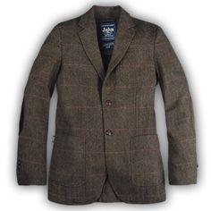 Johsn Ashfield - 2 Botton Jacket