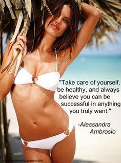 vs model inspiration quote