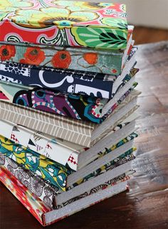 Use up old fabric scraps