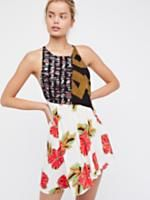 Counting Flowers Top at Free People Clothing Boutique