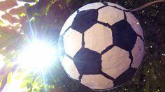 How To Make a Soccer Ball Pinata - DIY Home Tutorial - Guidecentral
