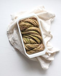 Scarborough Fair Herb Swirl Bread | Scratch Eats