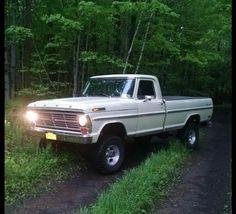 69 Ford Highboy