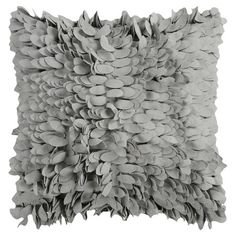 Found it at Wayfair - Ruffle & Frill Throw Pillow in Greyhttp://www.wayfair.com/daily-sales/p/Go-Glam%3A-Mirrored-%26-Metallic-Decor-Ruffle-%26-Frill-Throw-Pillow-in-Grey~YA37608~E12889.html?refid=SBP.rBAZEVQE9fZM8h0yLER6AmoS1bnJMkdph0M8A26KJm8