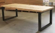 Afbeeldingsresultaat voor eettafel industrieel Dining Table, Furniture, Home Decor, Nice, Mesas, Wood, Simple, Living Room, Decoration Home