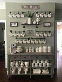 1 kitchen wall