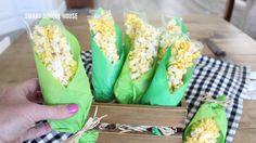 Popcorn Corn on the Cob Bags