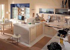 Cucina Muratura Moderna 11