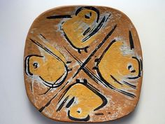 Yellow Plates, Objects, Clay, Stone, Artwork, Clays, Rock, Work Of Art, Auguste Rodin Artwork