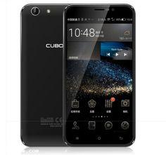 "Smartphone Cubot NOTE S 5.5"" Quad Core 2 GB RAM 16 GB ROM"