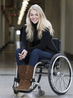Sophie Morgan - model, artist and TV presenter - has been on one mission since her car accident at the age of 18: change how the world perceives disability.