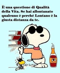 in vino veritas - Italia Divertenti Funky Quotes, Cogito Ergo Sum, Snoopy Images, Spirit Quotes, Snoopy Quotes, Medical Humor, In Vino Veritas, Snoopy And Woodstock, Funny Pins