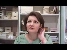 Анна Стойчева Декупаж винтажных рамок кружевои и восками