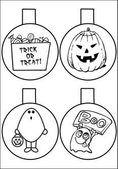 free printable halloween decorations 15jpg 233333 pixels