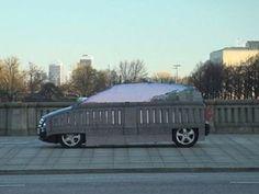Mercedes-Benz devoile une voiture invisible