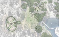Cemetery landscape design Western Australia