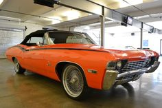 Cars Dawydiak 1968 Chevrolet Impala - | msalido@carsauto.com