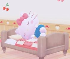 Image about cute in 𝗦𝗔𝗡𝗥𝗜𝗢 by  on We Heart It Hello Kitty My Melody, Sanrio Hello Kitty, Kawaii Chibi, Kawaii Anime, Cute Pink, Cute Love, Sanrio Characters, Cute Memes, Pink Aesthetic