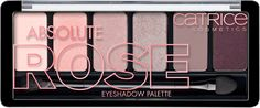 Absolute Rose Eyeshadow Palette 010   CATRICE COSMETICS Frankie Rose To Hollywood