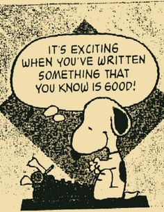 Snoopy Charlie Brown meme Photos writer at work. Writing Quotes, Writing Advice, Writing A Book, Writing Prompts, Writing Humor, Writing Skills, Snoopy Love, Charlie Brown And Snoopy, Snoopy And Woodstock
