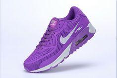 Nike Air Max 90 Women s Shoes Purple White cf9c72e90
