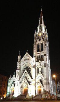 St. Francis Xavier College Church (St. Louis)