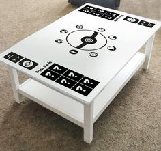 Pokemon Vinyl Decal, Create Your Own Game Table, Play Mat, Trading Cards