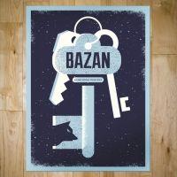 gig posters : bandito design co.